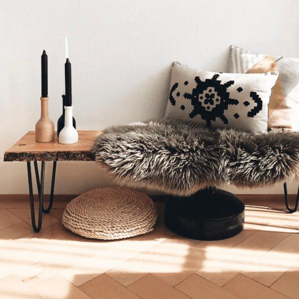 quel pied choisir pour fabriquer un banc. Black Bedroom Furniture Sets. Home Design Ideas