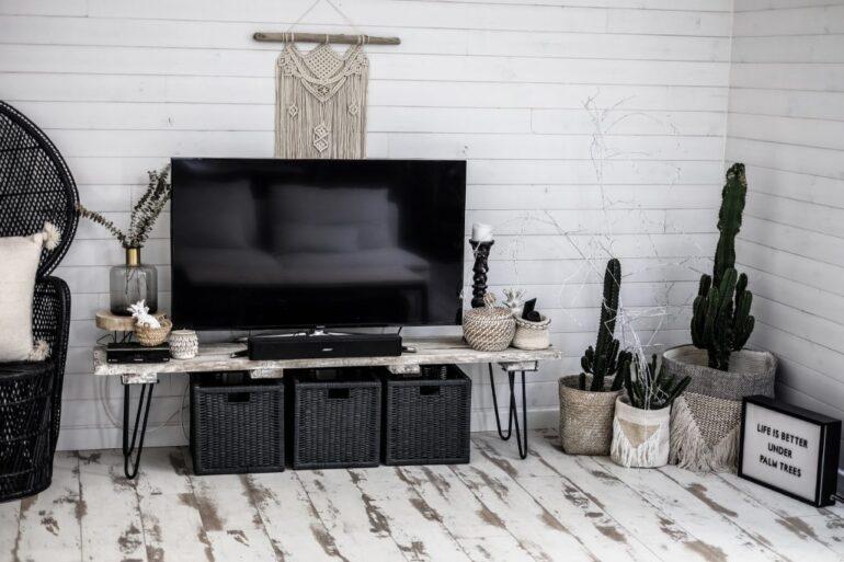 Comment Customiser Un Meuble Tv Avec Des Pieds Ripaton