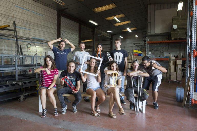 Photo de groupe de l'équipe Ripaton
