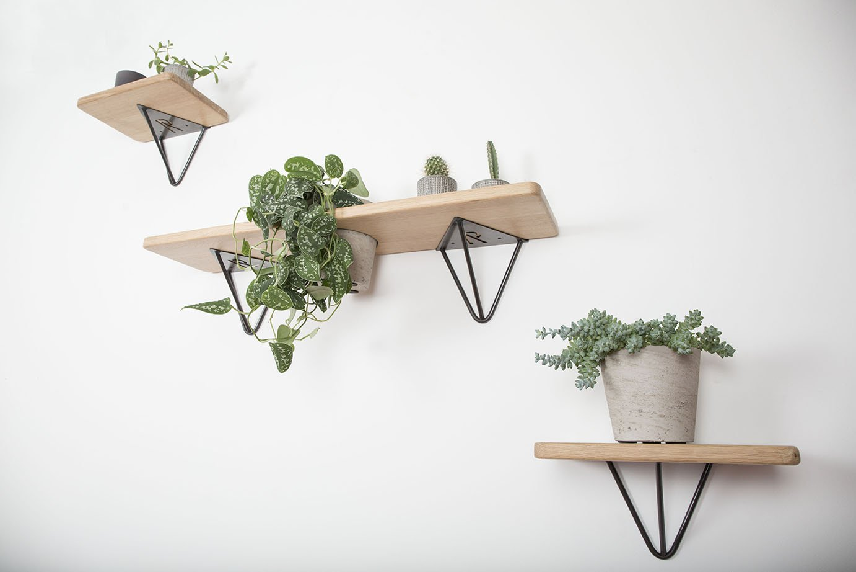 Fabriquer Une Étagère Pour Plantes diy fabriquer son étagère porte-plantes - ripaton
