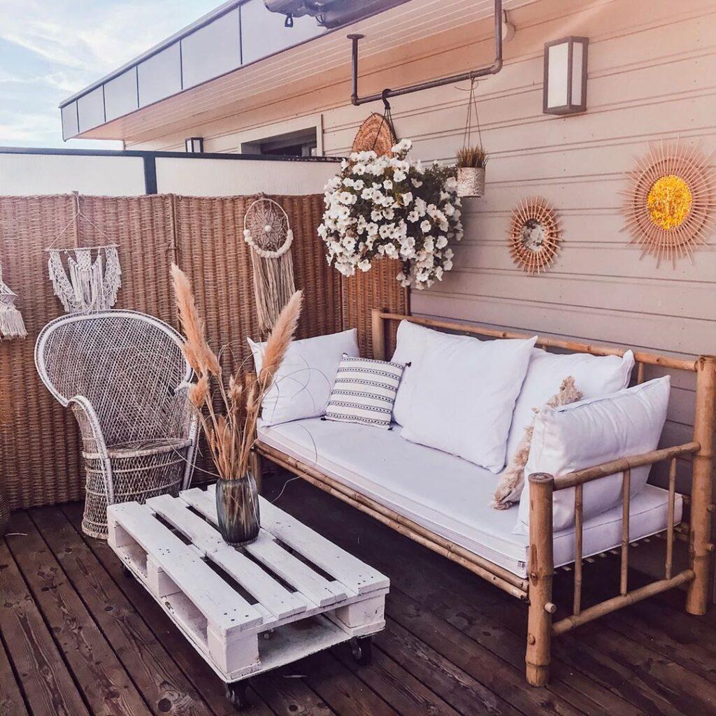 inspiration deco balcon
