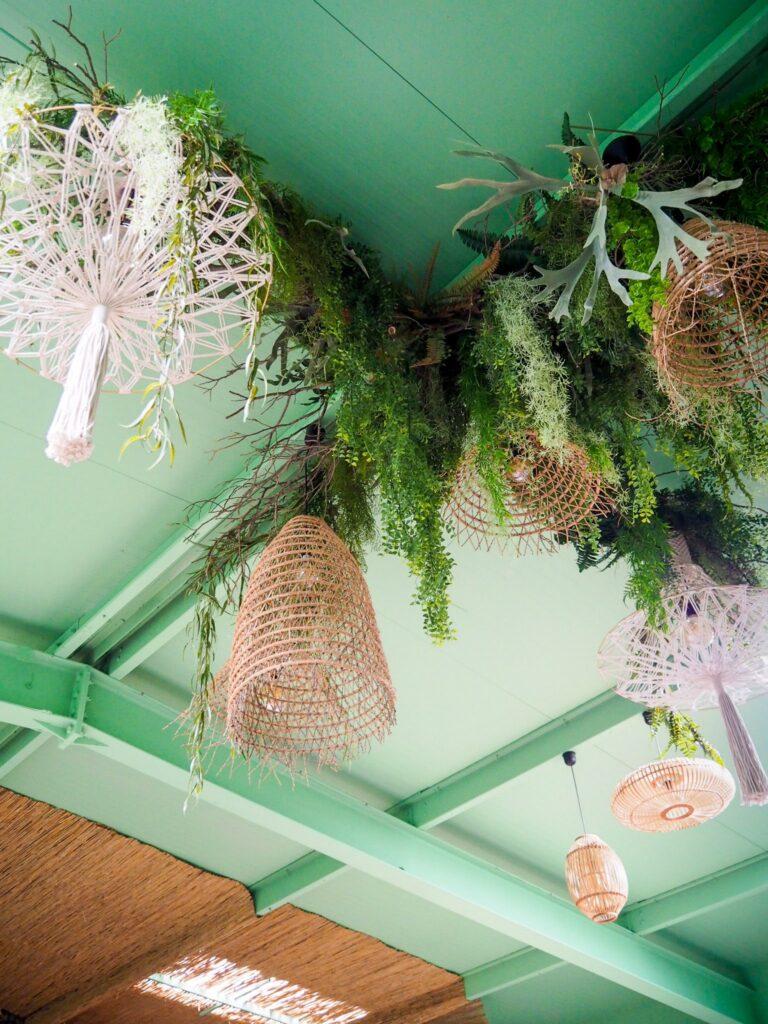 plafond végétal bureaux and co