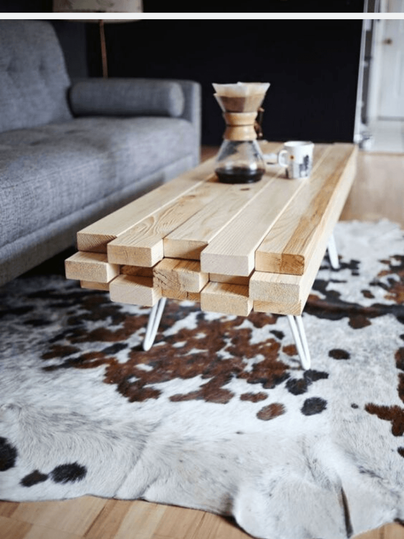table basse asymetrique ripaton