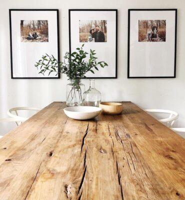 table-bois-entretien