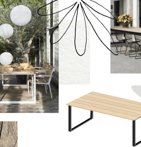 grande table de jardin inspiration