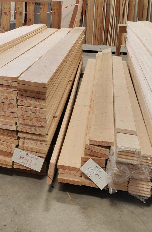 bois planches