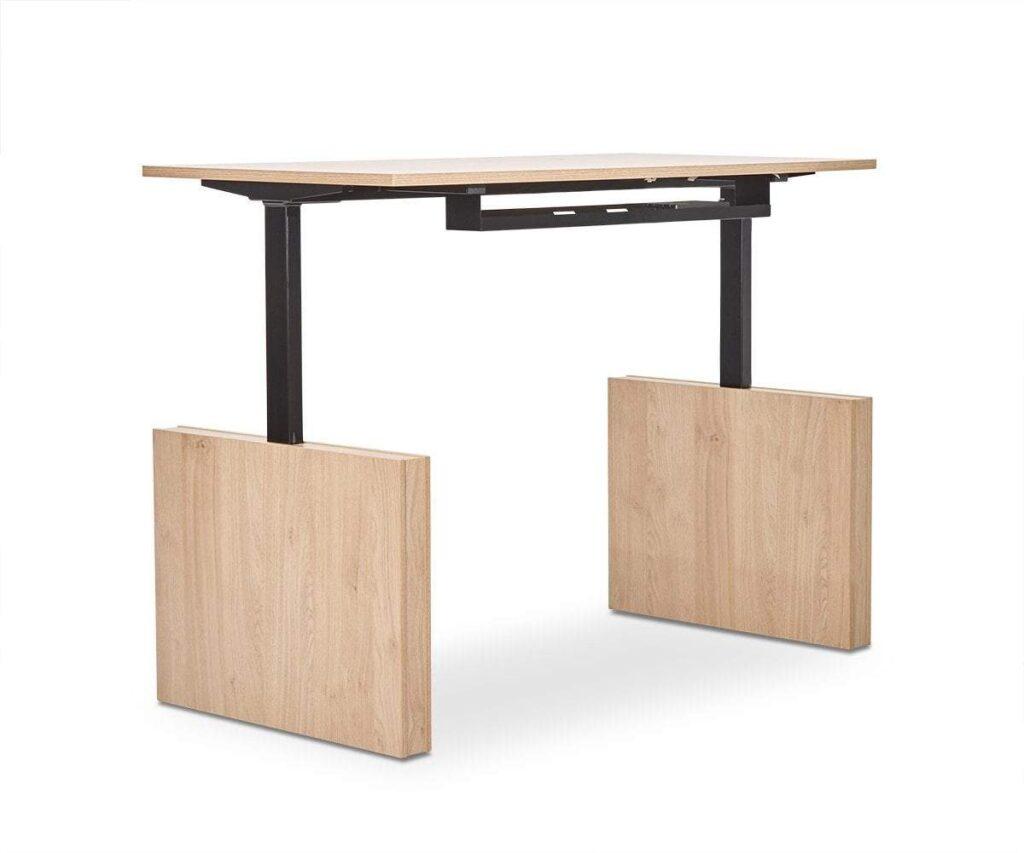 bureau assis-debout ou standing desk permettant de travailler debout