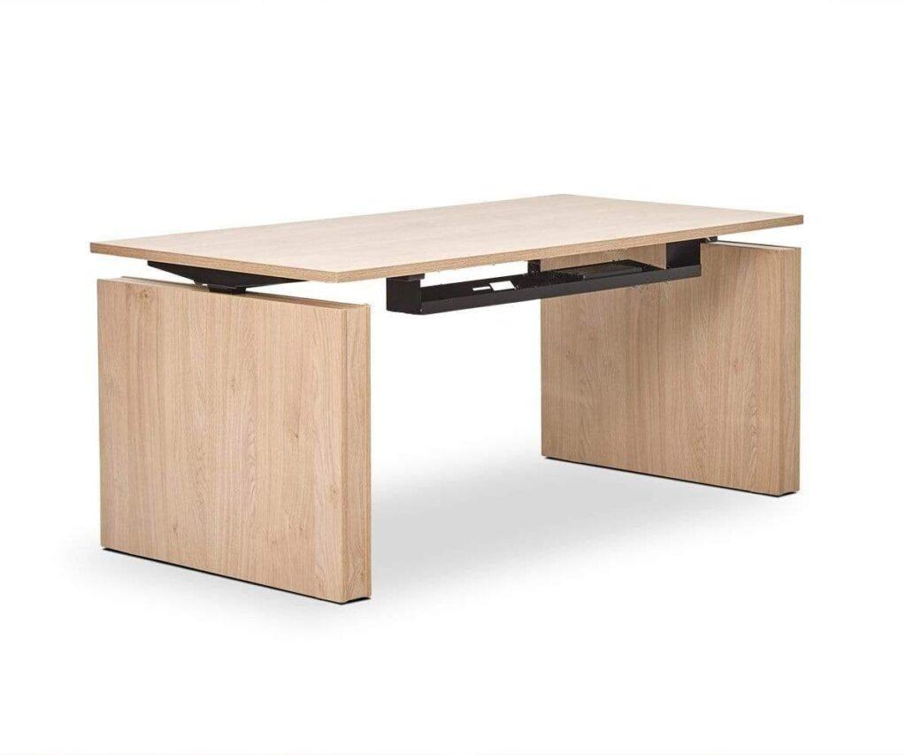 mobilier standing desk permettant de régler la hauteur